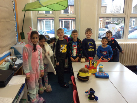 Children In Need Year 3