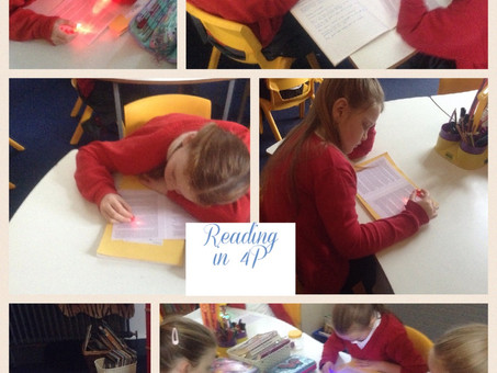 Reading in year 4