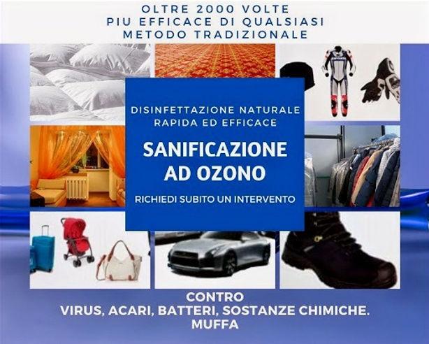 Sanificare con Ozono la nuova splendor