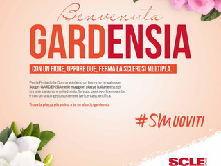 Sclerosi Multipla - Benvenuta Gardensia