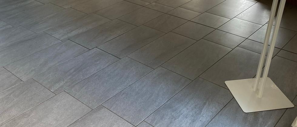 Pavimenti puliti ed igenizzati