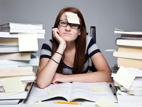 How can I help my teen through their exams?