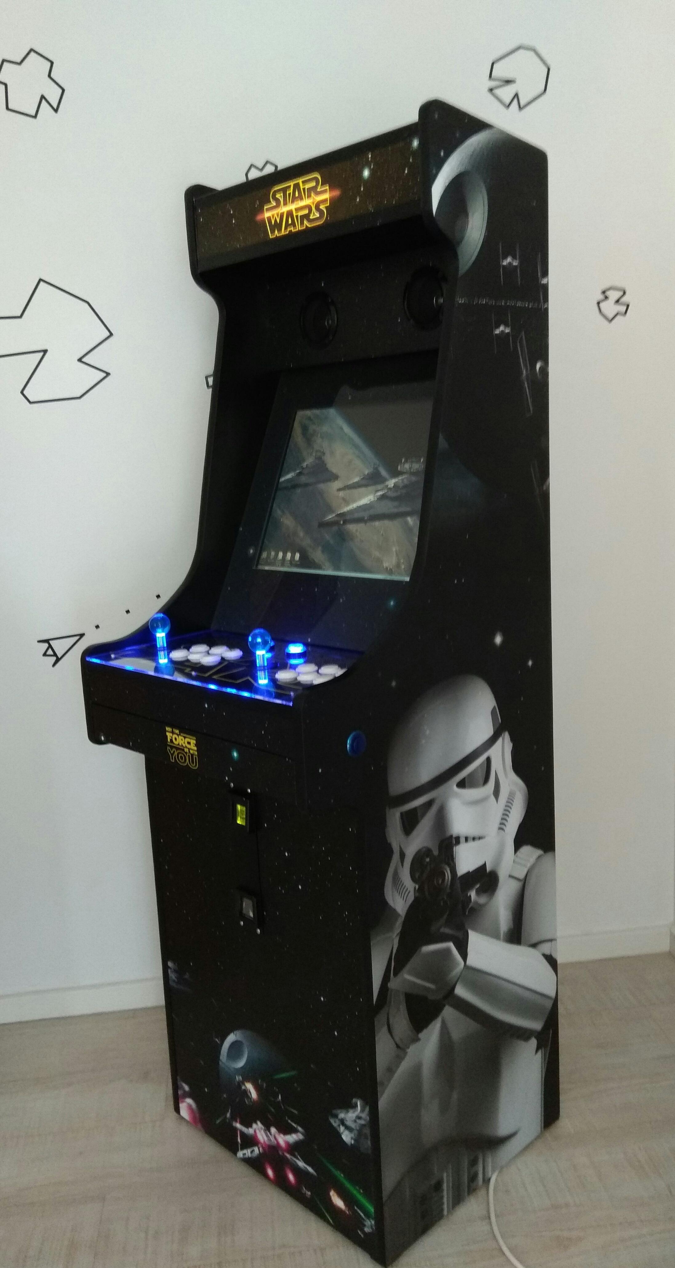 Borne arcade Multi jeux