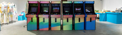 borne arcade Galerie Lafayette