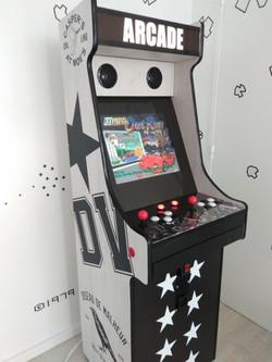 Borne arcade DV