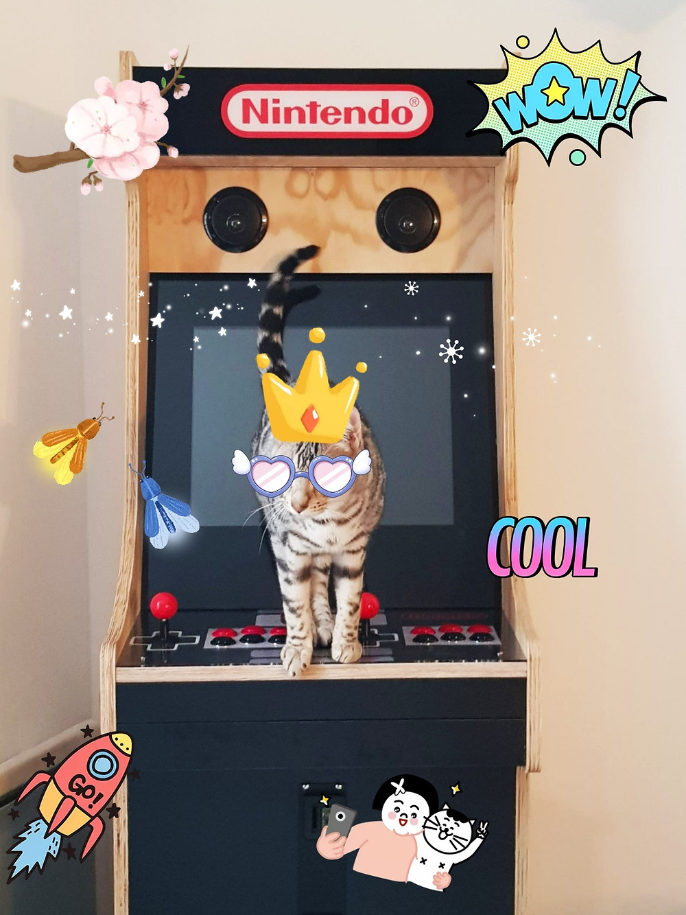 acheter borne arcade