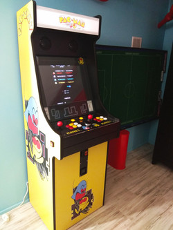 Borne Pac Man original 2