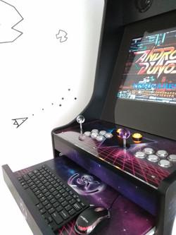 Borne arcade Sparkk