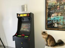 Borne arcade Black