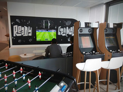 Borne arcade SQLI