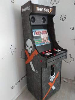 Borne arcade Next Step