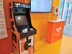 Borne arcade ICN