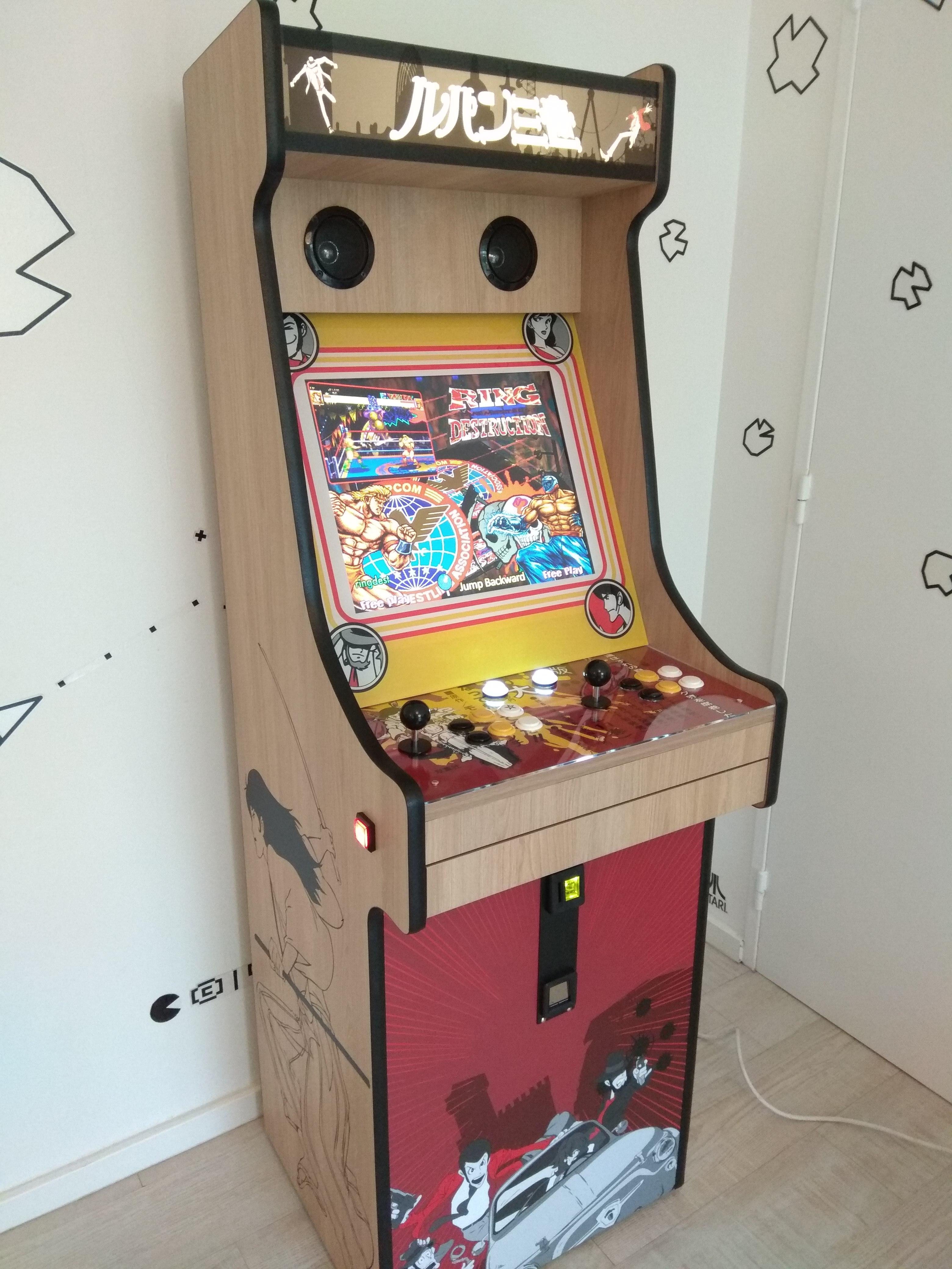 La Borne arcade Lupin