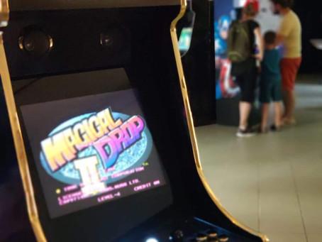 Evénement Retro Gaming