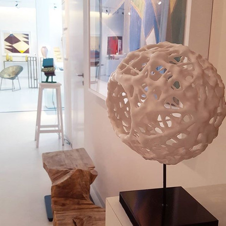 atelier of one of my avorite Belgian Art