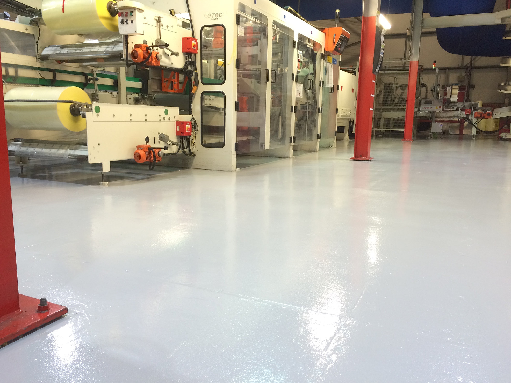 Resin Flooring Solutions Uk Essex