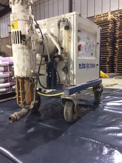 Industrial Top Pump Screed