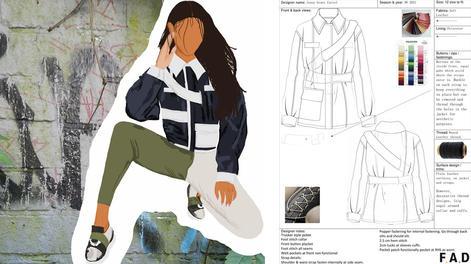 Jacket Spec Sheet