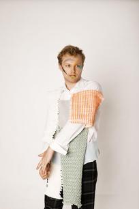 Harri Arm Pad Orange