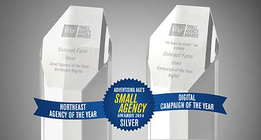 Concept Farm Agency of Year Award
