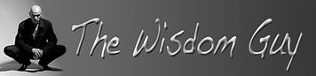 The Wisdom Guy Logo