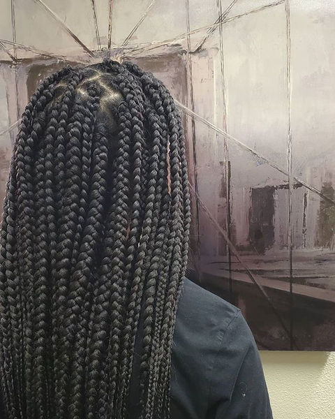 Box Braids__Hairtype- 4a_Texture- Cotton