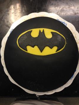 Superhjälte tårta