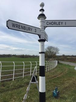 Wrexham Painters - Signage