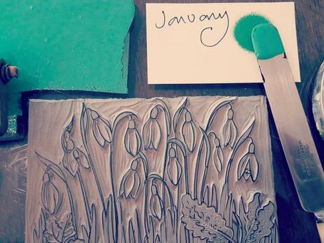 January's Print