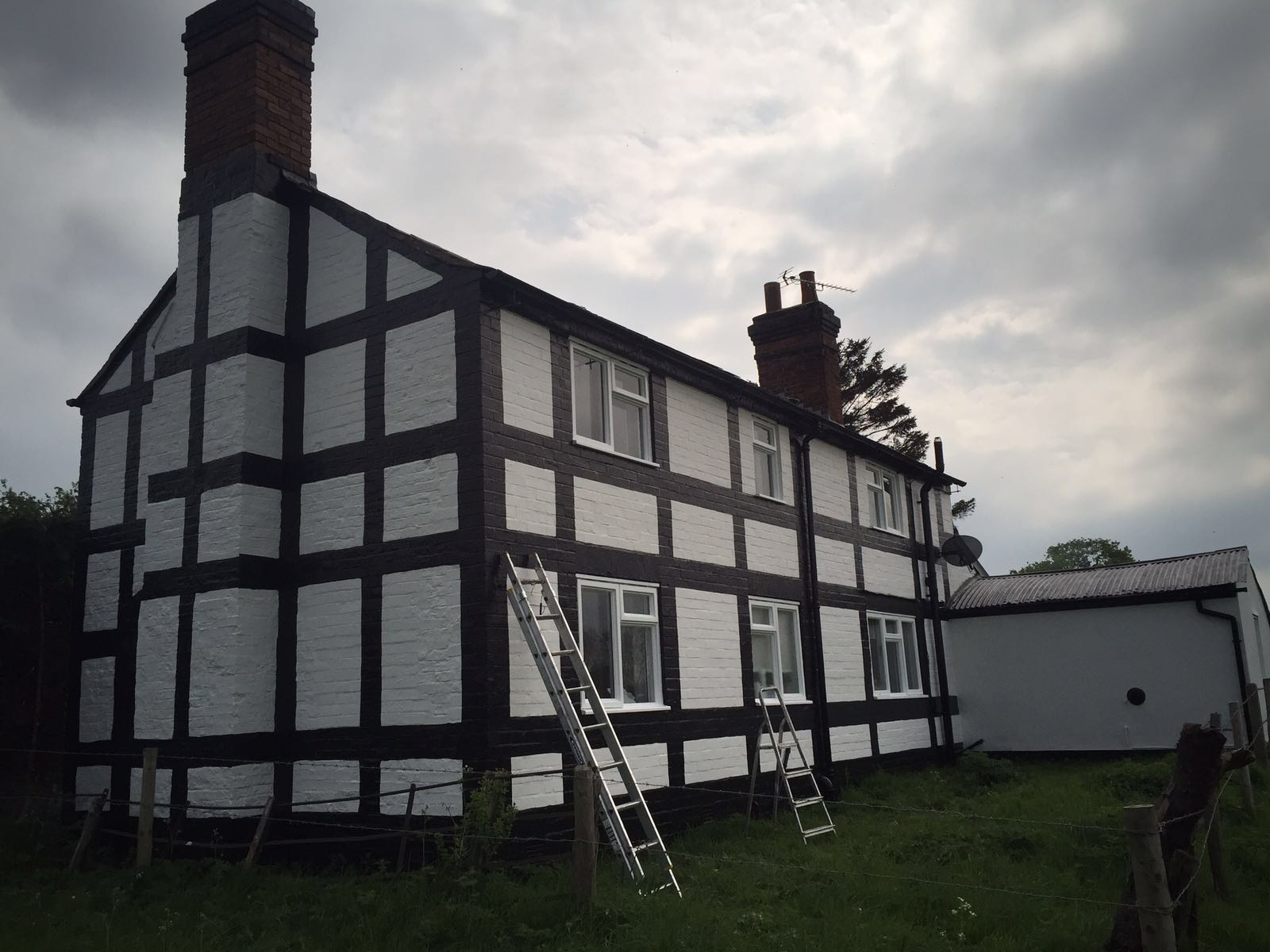 LPW Exterior Painting and Decorating