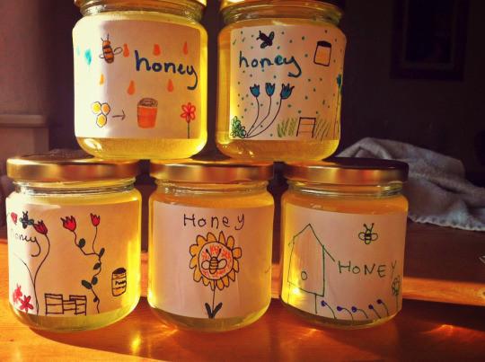 Show Me The Honey!!