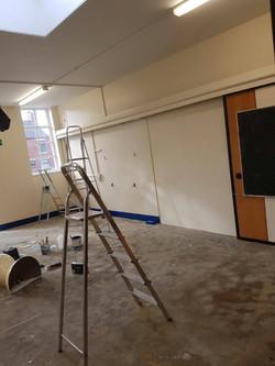 LPW Painters Decorators Wrexham school2