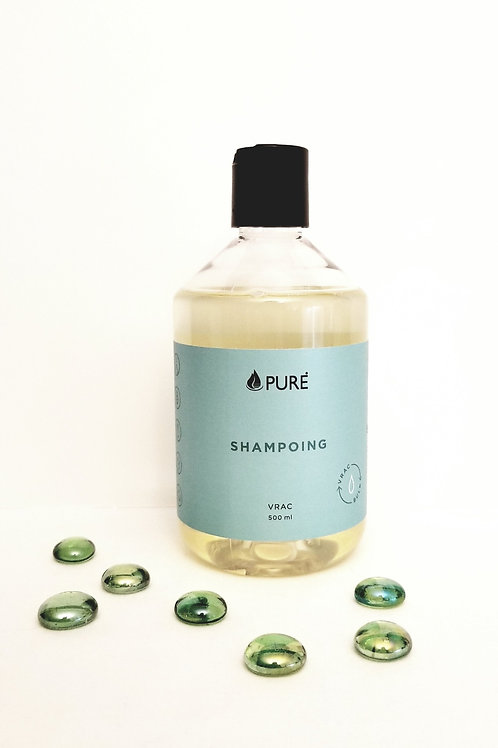 Shampoing hydratant Tangerine de Pure