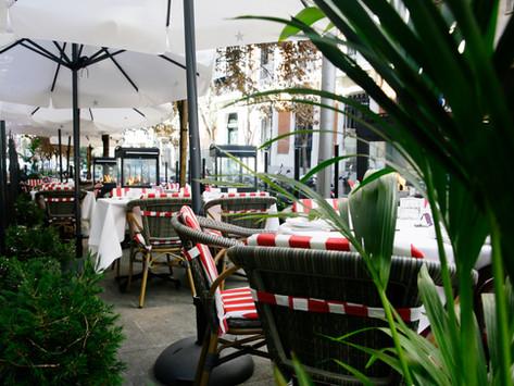 China Crown inaugura su terraza con 'Dim sum & Champagne Bar', el tardeo más exclusivo de Madrid