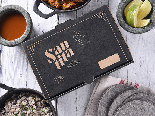 Santita lanza sus 'taqueos': el servicio delivery para disfrutar de los mejores tacos