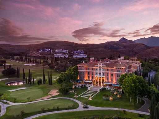La Galería Badr El Jundi da el pistoletazo de salida con la reapertura del Hotel Villa Padierna
