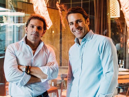 'Grupo Con Fuego': los hermanos Capel agrupan sus 14 restaurantes con el fuego como protagonista