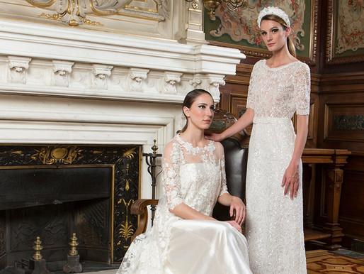 De La Cierva y Nicolás presenta 'Eclosión', su nueva colección de novias