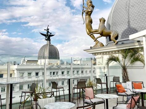 Las 5 mejores terrazas de Madrid que no puedes perderte este verano