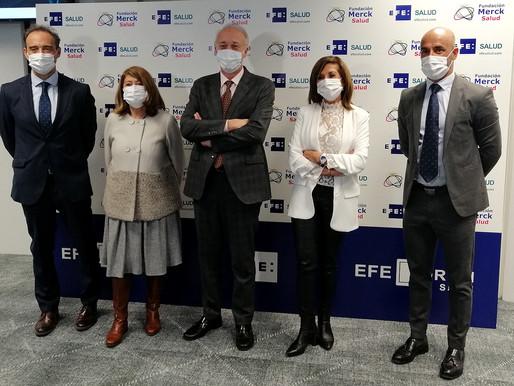 Fundación Merck Salud ha entregado los 'V Premios Solidarios Con la EM'