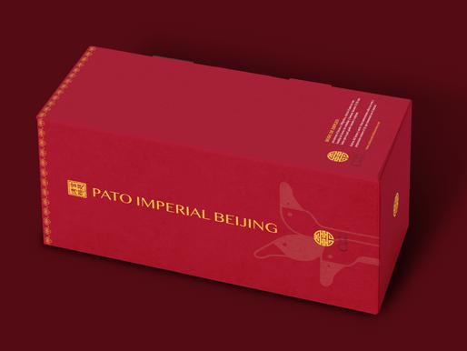 China Crown lleva su Pato Imperial Beijing a casa por navidad