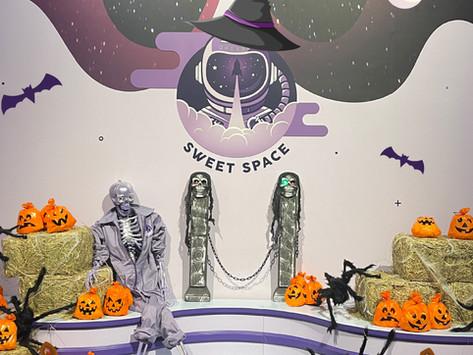 Sweet Space se transforma para celebrar la fiesta más terrorífica del año