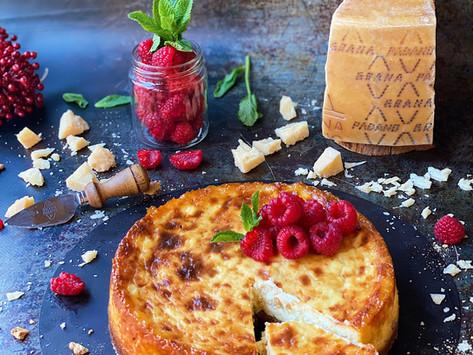 Madrid acoge el primer 'Festival de la Cheesecake de Grana Padano' durante todo el mes de mayo