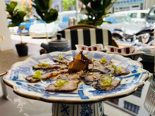 Tottori apuesta por el pepino de mar, el manjar exclusivo de la cocina nipona en Madrid