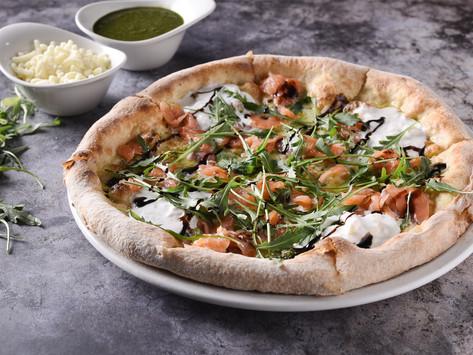 Ôven Mozzarella crea la Affumicata: el tributo saludable para el día mundial de la pizza