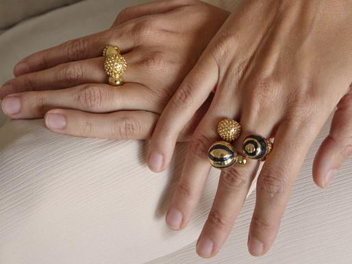 """Paola Q presenta su nueva colección de joyas """"Sthenos"""" que representa la fuerza de la mujer"""