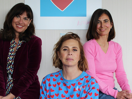 La Fundación (H)Arte inaugura su primera exposición con obras de Agatha Ruiz de la Prada