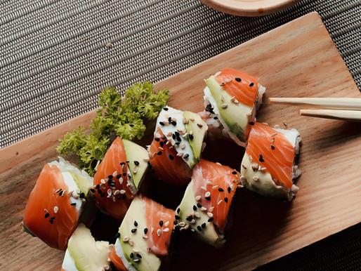 Celebra el Día Internacional del Sushi con estas propuestas gastronómicas