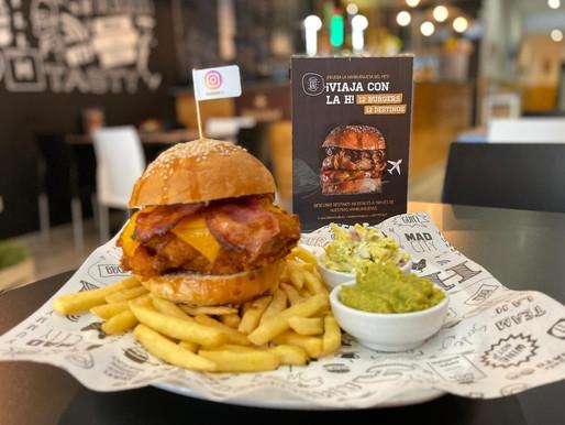 'Meghan': la nueva hamburguesa de La H ES Muda que rinde homenaje a Inglaterra