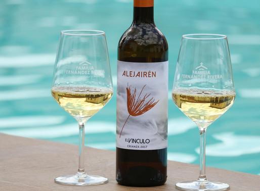 Alejairén 2017, el vino blanco más gastronómico para el verano 2020